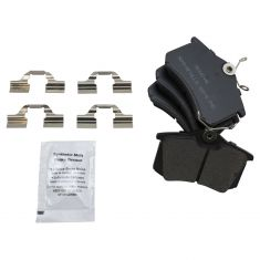 Semi-Metallic Brake Pad Set