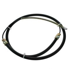 84-91 Chevy, GMC Full Size PU, Suburban, Van (w/11.15 x 2.75 Brk) Rear Prking Brake Cable LR (54 in