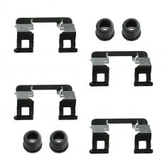 05-10 Chevy, GMC Fullsize P/U, SUV Multifit Front Caliper Hardware Kit