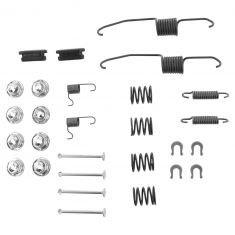 83-02 Chevy Toyota Rear Drum Brake Hardware Kit