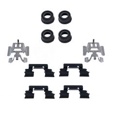 99-05 Cadillac, Chevy, GMC Pickup SUV Van Rear Brake Hardware Kit
