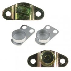 Tail Gate Hinge SET (2 Bolt Style)