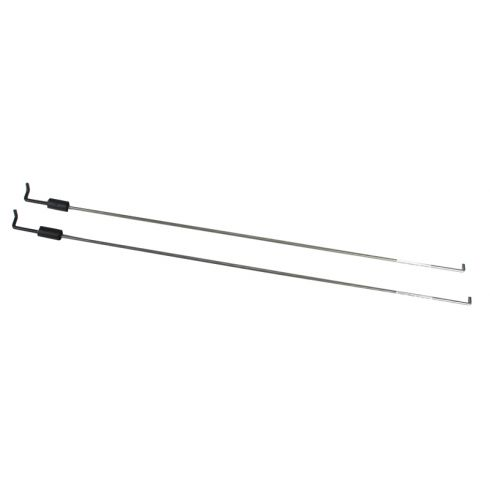 How To Replace Tailgate Linkage Rods Ford 92-96 F150/250/350   1A Auto