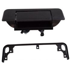 1984-88 Toyota Pickup Truck Tailgate Handle Black