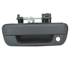 04-09 Chevy Colorado, Canyon Textured Black Tailgate Handle w/Lock Provision