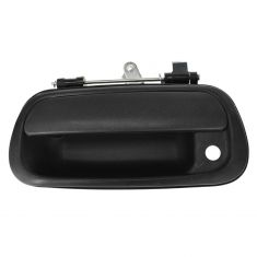 00-06 Toyota Tundra Textured Black Tailgate Handle w/Lock Provision