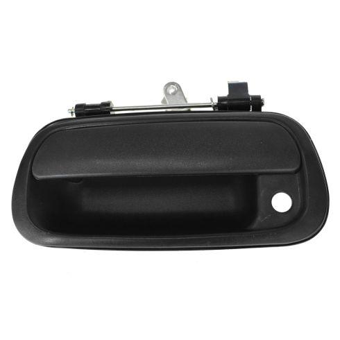 00-06 Toyota Tundra Textured Black Tailgate Handle w/Lock Provision