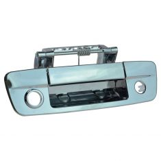 13-16 Ram 1500, 2500, 3500 Chrome Tailgate Handle (w/ Camera Provision)