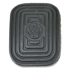 58-91 VW Beetle, Ghia, Thing, Type Transporter, Vanagon w/MT Clutch or Brake Pedal Pad