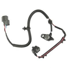 Crankshaft Position Sensor - Location & Parts | 1A Auto