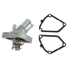 01-08 Infiniti; 01-06 Nissan Multifit w/3.5L Upper Aluminum Thermostat Hsg w/Thermostat & Gskt