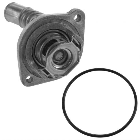 NEW For Isuzu GMC Chevrolet Saab Buick Engine Thermostat Housing Assembly