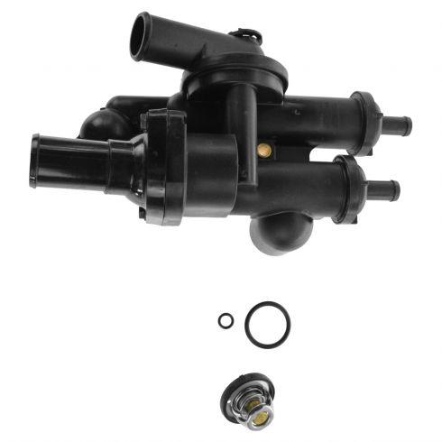 07-13 Chrysler, Dodge; 07-14 Jeep Multifit w/2.0L, 2.4L Thermostat Housing Kit Assembly (Dorman)