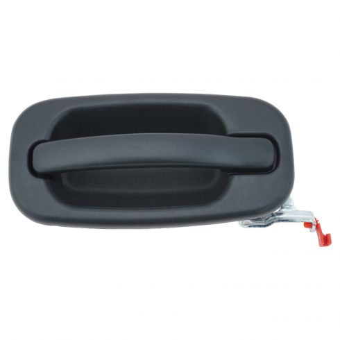 for Chevy GMC Outside Outer Exterior Door Handle Right Rear Passenger Textured
