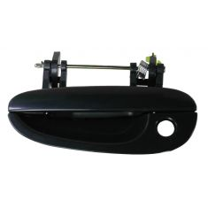 1995-99 Dodge Neon Outside Door Handle Gloss Black LF
