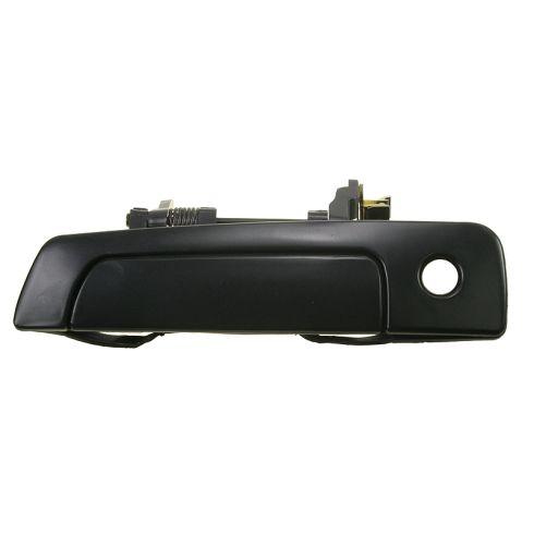 for Dodge Chrysler Outside Exterior Outer Door Handle Passenger Front Right Blk