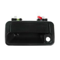 89-98 Suzuki Sidekick, Geo Tracker; 92-98 Pontiac Sunrunner 2DR Outer Textured Black Door Handle LH