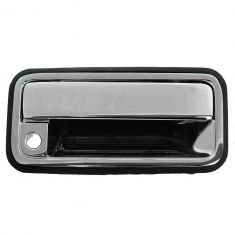 88-02 GM Full Size PU, SUV, Suburban Front Chrome Plated Metal Outside Door Handle RF