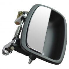 95-00 Kia Sportage Rear PTM w/Chrome Pull Outside Door Handle LR