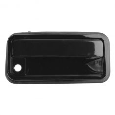 92-99 GM Suburban; 94-99 Tahoe; 92-99 Yukon Rear Cargo Door Outer Gloss Black Handle RR