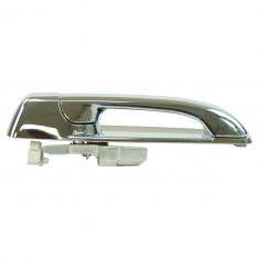 05-10 Grand Cherokee; 06-10 Commander Chome Outside Door Handle LR
