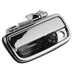 95-04 Toyota Tacoma Front Chrome Outside Door Handle LF