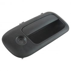 03-09 GM Kodiak, Topkick C60, C6000, C70, C7000 Front Textured Black Outside Door Handle RF