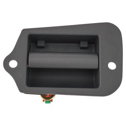 94-04 S10 Pickup Sonoma Ext Cab Third Door Handle (Upgrade Design - Metal Handle) (Dorman)