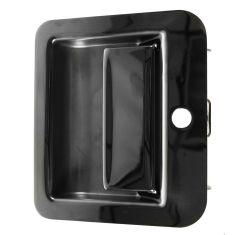 95-01 Kenworth W & T Models (w/Daylight Door) Outside Chrome Door Handle RF