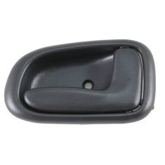 1993-97 Toyota Corolla Interior Door Handle Gray RH
