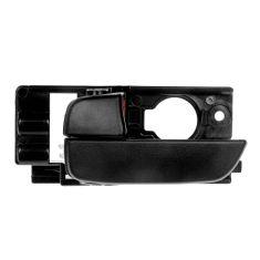 07-11 Hyundai Accent Hatchback Front Door Textured Black Inside Handle LF