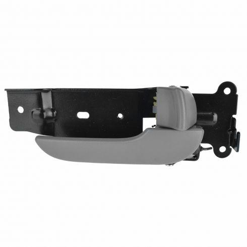02-05 Kia Sedona Front Inner Gray Door Handle RF