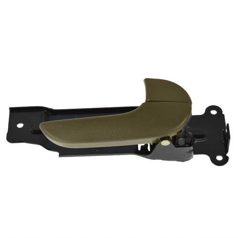 02-05 Kia Sedona Front Inner Beige Door Handle RF
