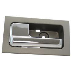 09-14 Ford F150 w/Power Locks Inside Platinum w/Chrome Pull Door Handle LF = RF