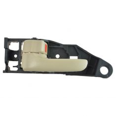 99-03 Toyota Solara Ivory Inside Door Handle LF