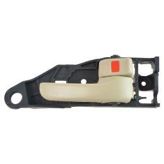 99-03 Toyota Solara Ivory Inside Door Handle RF