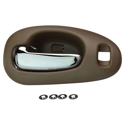 98-04 300M, Concord; 99-01 LHS Front Inner Beige w/Chrome Pull Door Handle LF