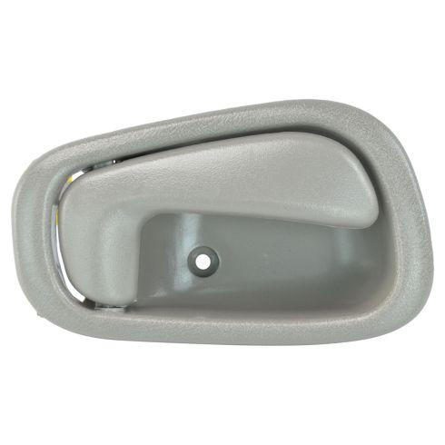 98-02 Corolla Prizm Door Handle Int Gray RF = RR (Dorman)
