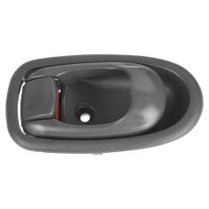 01-04 Kia Spectra, Spectra5 Front or Rear Inner Gray Door Handle RF = RR (Kia)