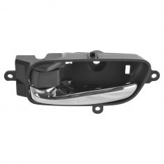 80671-3TA0A,Fits for 2013-2017 Nissan Altima Murano Pathfinder Titan XD SpeeVech Interior Door Handle Front Rear Left Driver Side Replaces 80671-3TA0D