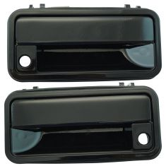 88-94 Chevy GMC Truck Ext Front Door Handle Pair