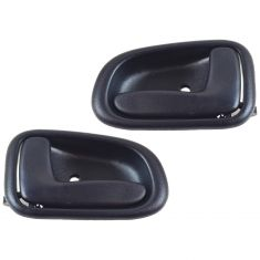 93-97 Corolla Interior Blue Door Handle Pair