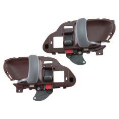 For 1999-2000 Cadillac Escalade Interior Door Handle Needa 19589MW