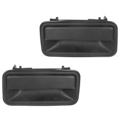 95-99 Suburban Tahoe Yukon Door Handle Rear Pair