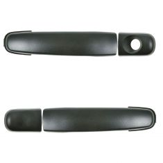 05-09 Equinox; 04-08 Malibu, Malibu Maxx; 05-10 G6; 06-09 Torrent Front Outside Door Handle PAIR