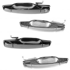 Exterior Door Handle (Set of 4)