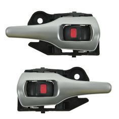 09-12 Toyota Corolla, Matrix Front Inside Silver Door Handle PAIR