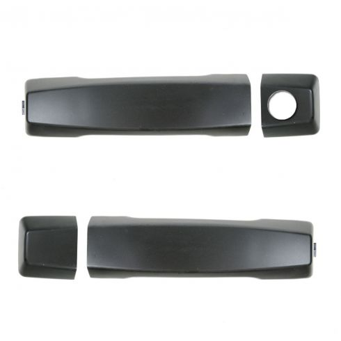 Oem Door Handle Lock Bezel Outer Front Driver Side Lh Chrome For Nissan Infiniti Ushirika Coop