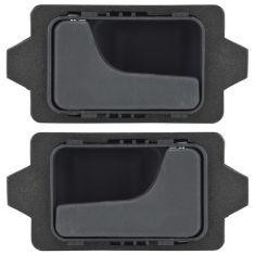 83-91 BMW 3, 5, 6, 7 Series Inside Door Handle Pair