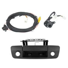 09-12 Dodge Ram 1500-3500 Rear View Back Up Camera Upgrade Kit  (Add-on Style)